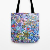 Joyous Tote Bag