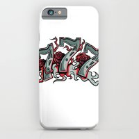 iPhone & iPod Case featuring 777 by Silentwolf