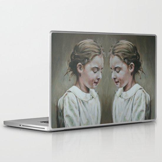 shared memories Laptop & iPad Skin