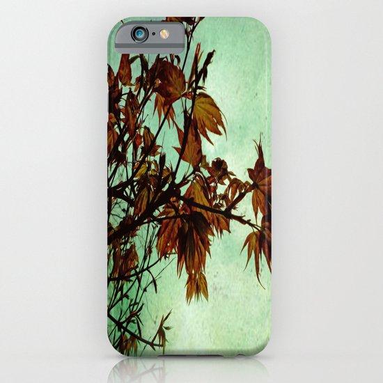 Japanese Maple iPhone & iPod Case