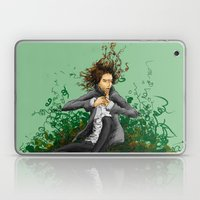The green thumb curse II Laptop & iPad Skin