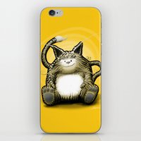 Tigrou iPhone & iPod Skin