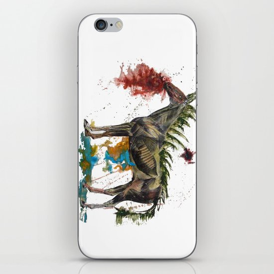 Zombify iPhone & iPod Skin
