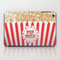 POP CORN iPad Case