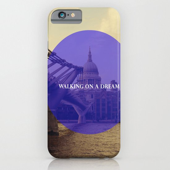 Walking On A Dream iPhone & iPod Case