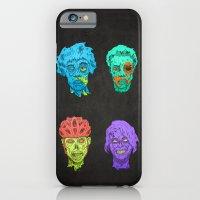 Zombie Quartet iPhone 6 Slim Case