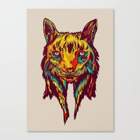 BE RARE* - Iberic Lince Canvas Print