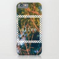 Alive iPhone 6 Slim Case