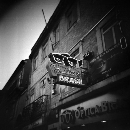 Optica Brasil Art Print