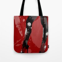 BodyPainted3 Tote Bag