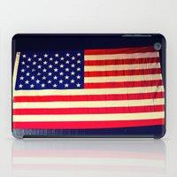 Wall Flag iPad Case