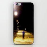 Sidewalk 2 iPhone & iPod Skin