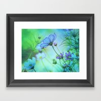 Softness Framed Art Print