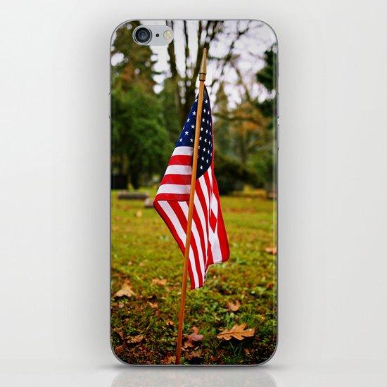 American symbolism iPhone & iPod Skin