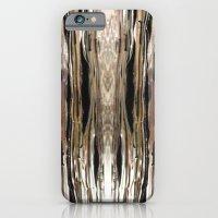 Sharp Scratch iPhone 6 Slim Case