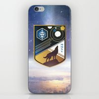 Destiny Wolfpakk iPhone & iPod Skin