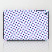 PINK & BLUE DOT iPad Case