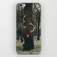 NATURE'S KEEPERS iPhone & iPod Skin