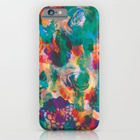Floral Texture iPhone 6 Slim Case