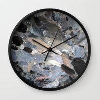I Am A Rock :: Alaskan B… Wall Clock