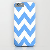 iPhone & iPod Case featuring Chevron Lines  by Jason Michael