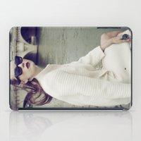 Paris Vintage 2 iPad Case