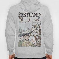 Portland, Oregon Hoody