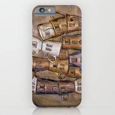 Coffeehouse - draw iPhone 6 Slim Case