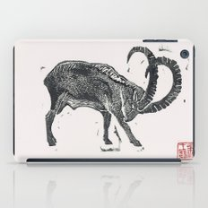 2015 Year of the Goat iPad Case