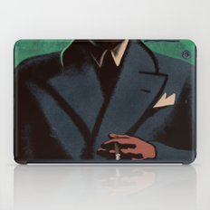 Man In The Dark iPad Case