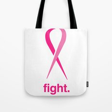 fight. Tote Bag