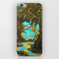 The Blue River iPhone & iPod Skin