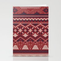 CRYSTAL AZTEC   Stationery Cards