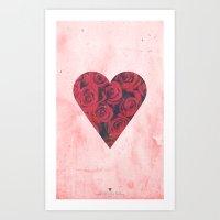 Upendo Art Print