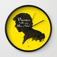 The Odds – Han Solo Si… Wall Clock