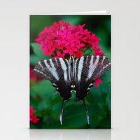 Butterfly 2 Stationery Cards