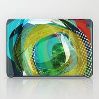 the abstract dream 24 iPad Case