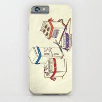 iPhone & iPod Case featuring Teenage Mutant Ninja Kitchen Appliances by WanderingBert / David Creighton-Pester