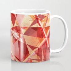 3D folded abstract Mug