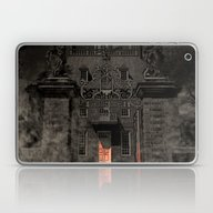 Why Don't You Come Insid… Laptop & iPad Skin