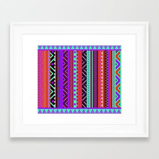 EYANOSA Framed Art Print