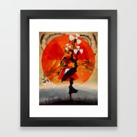 umbrellaliensunshine: natures' beautiful beasts Framed Art Print