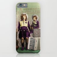 iPhone & iPod Case featuring The Country Collies by Peter Gross