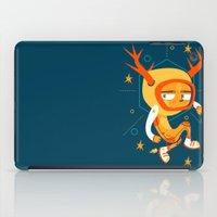 Space Deer iPad Case