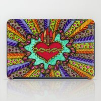 Sacred Heart iPad Case