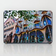 Casa Batllo: Barcelona, Spain iPad Case