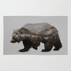 The Kodiak Brown Bear Rug