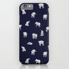 Indian Baby Elephants In… iPhone 6 Slim Case