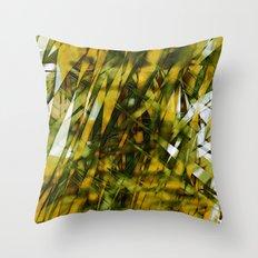 Windy Summer Throw Pillow