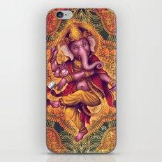 Ganesha (Color Variation 2) iPhone & iPod Skin